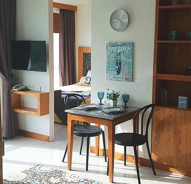 Продаётся однокомнатная квартира в Sayuan Buri