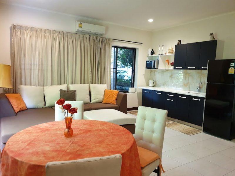 Квартира в Baan Somprasong Паттайя