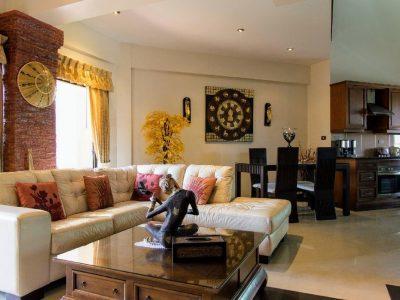 2-этажная квартира в Chateau Dale, Jomtien