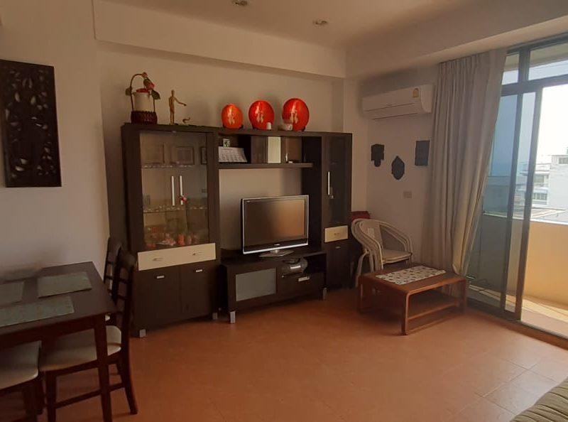 Квартира в Thepthip Mansion, Паттайя