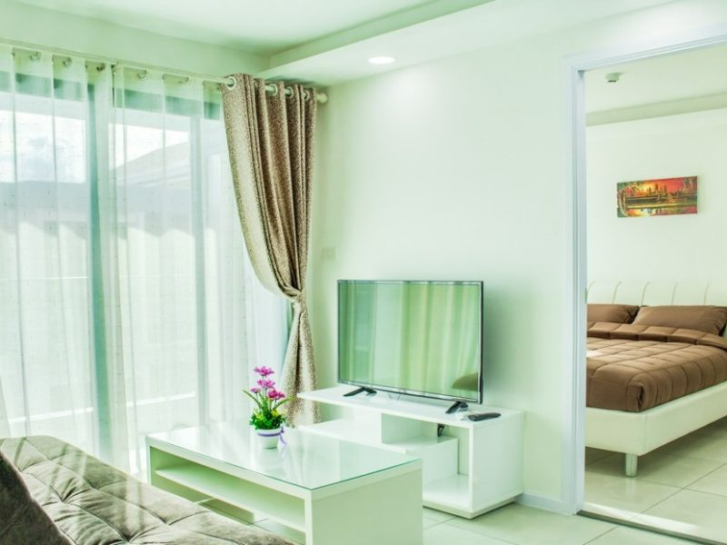 Квартира в Siam Oriental Tropical Garden