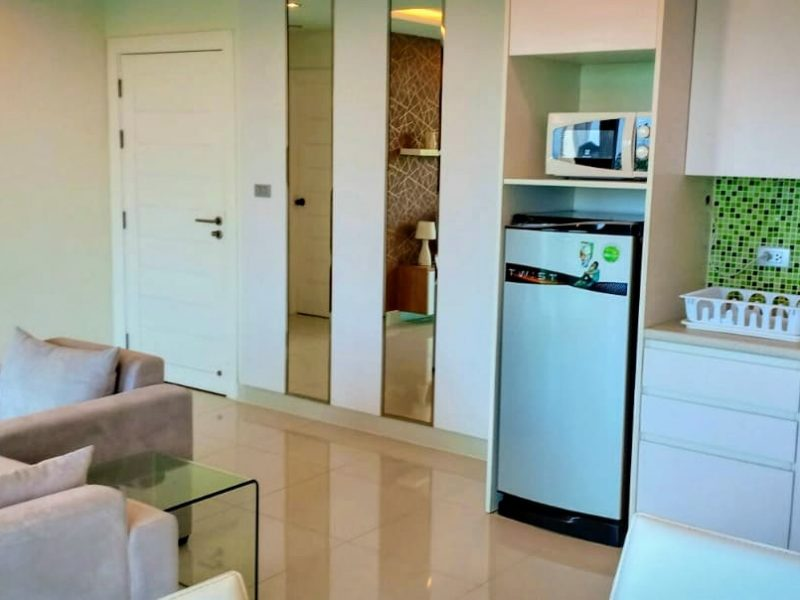 2-комнатная квартира в Amazon Residence