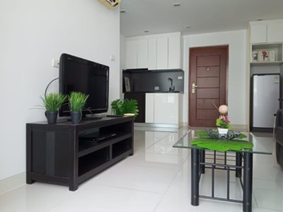 Односпальная квартира 45 метров в кондоминиуме Royal Park 3 в Паттайе