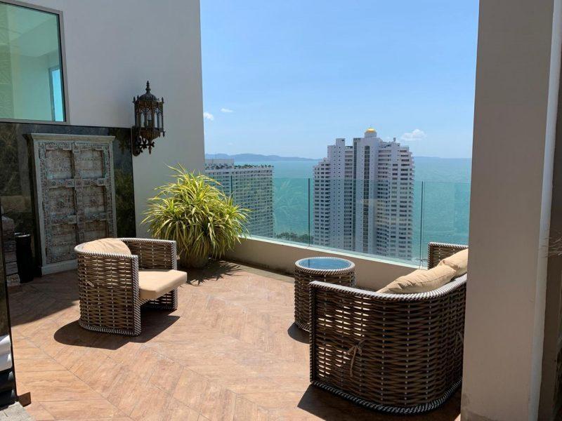 Квартира Riviera Jomtien Beach Pattaya