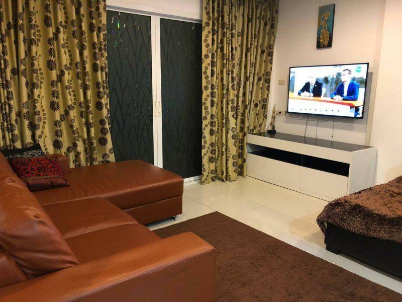 Квартира с 2 спальнями в кондоминиуме Wongamat Privacy