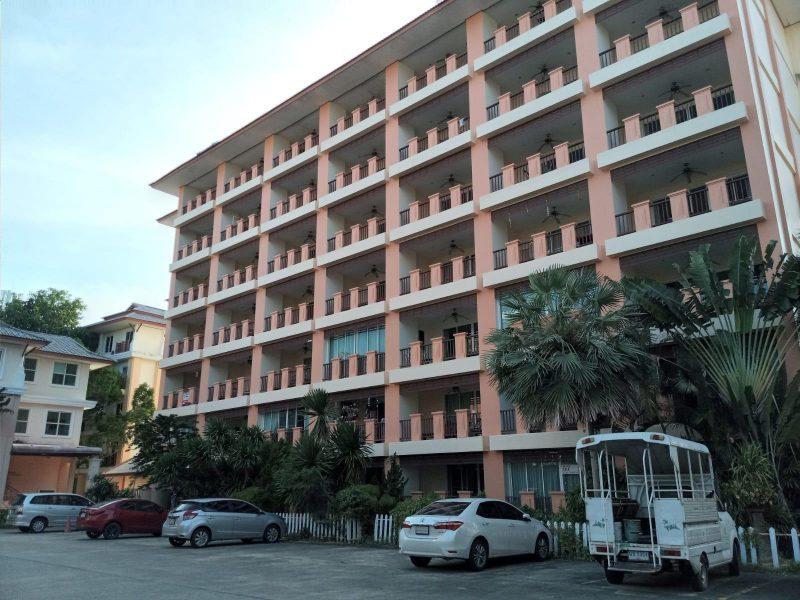 Апартаменты в Palm Breeze Пхукет