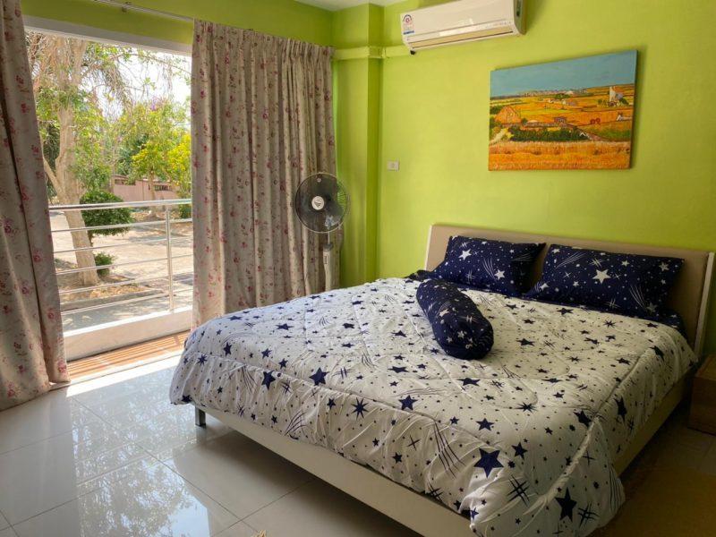 Квартира с 1 спальней в кондоминиуме Wongamat Privacy
