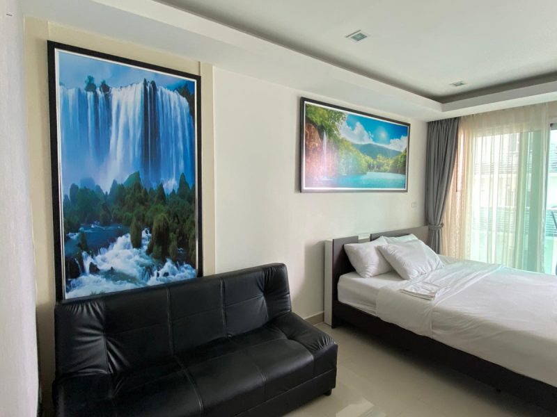 Квартира в Cosy beach view condominium