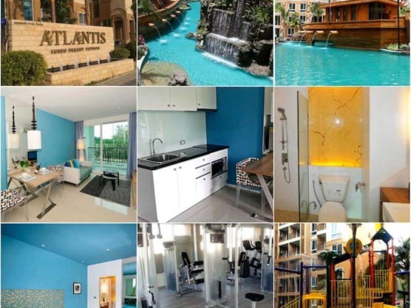Квартира в Atlantis Condo Resort Pattaya
