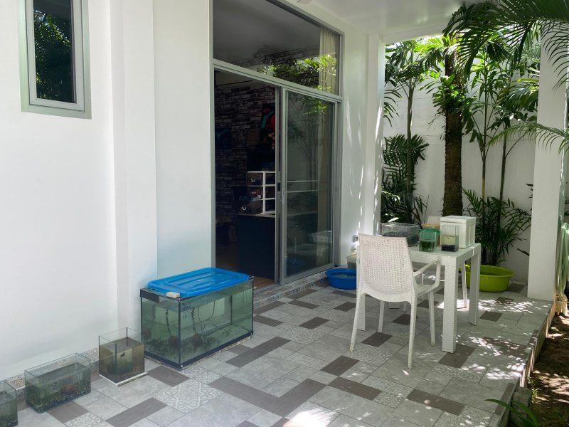 Продается вилла с большой территорией в районе Koh Khaew