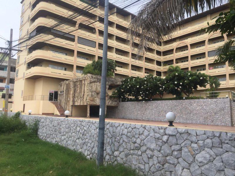 Коммерческая недвижимость рядом с рынком Паттайя Парк