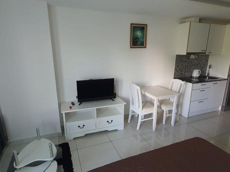 Квартиры в Siam Oriental Plaza (две студии)