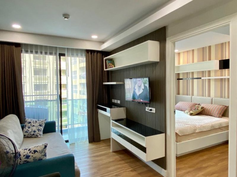 Квартира Dusit Grand Park