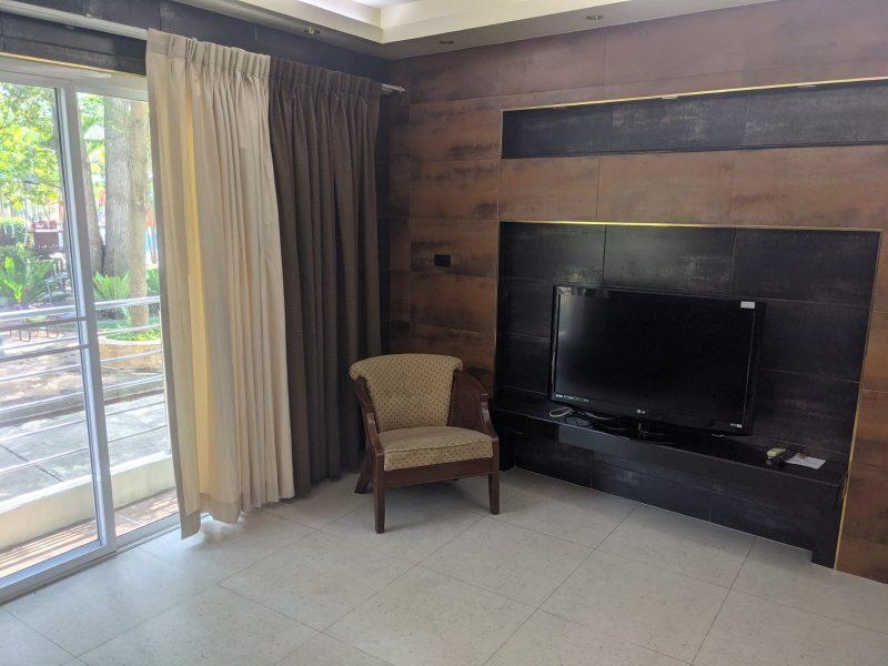 Квартира в Wongamat Privacy Condominium, Паттайя