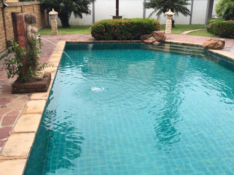 Вилла с бассейном в Siam Country Club