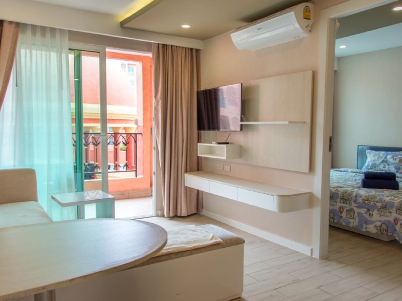 Квартира Seven Seas Condo Resort Jomtien
