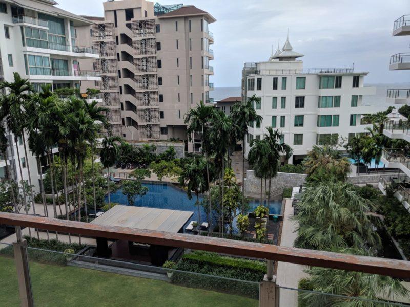 Апартаменты в Sanctuary Wongamat