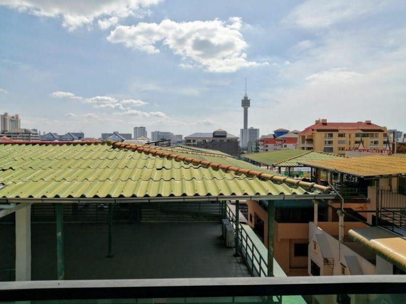 Квартира в Siam Oriental Plaza