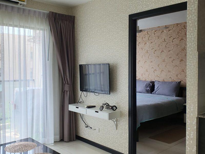Квартира в Siam Oriental Elegance/ Pratamnak