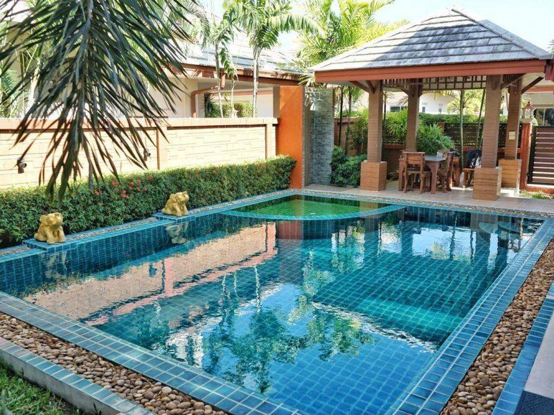 Вилла в Baan Dusit 3 Pattaya Park Паттайя