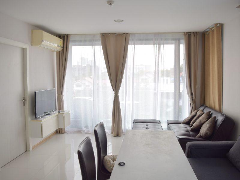 Квартира с одной спальней в Acqua Condomonium