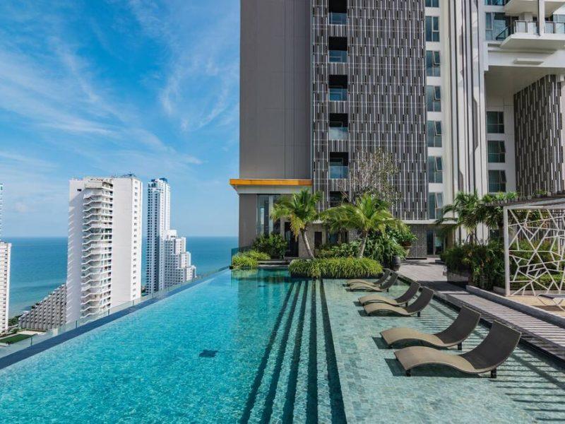 The Riviera Wong Amat Beach