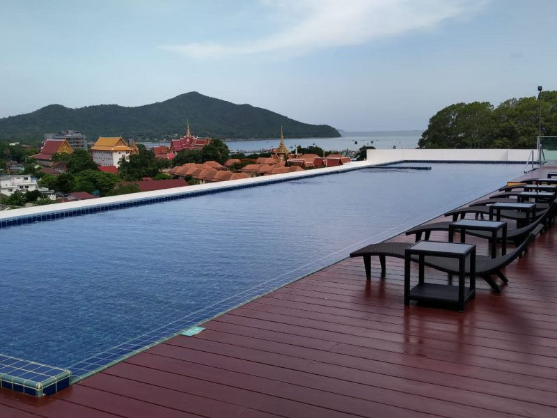 Квартира Sea Saran Condominium,
