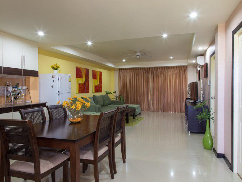 Срочная продажа двухкомнатной квартиры в Palm Breeze Пхукет