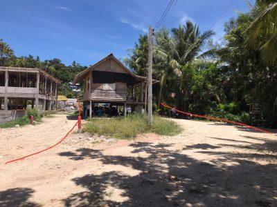 Один из дорогостоящих районов Пангана.
