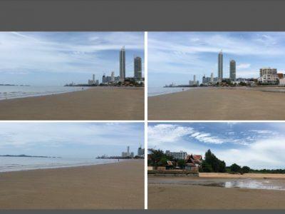 Редкая земля с частным пляжем.