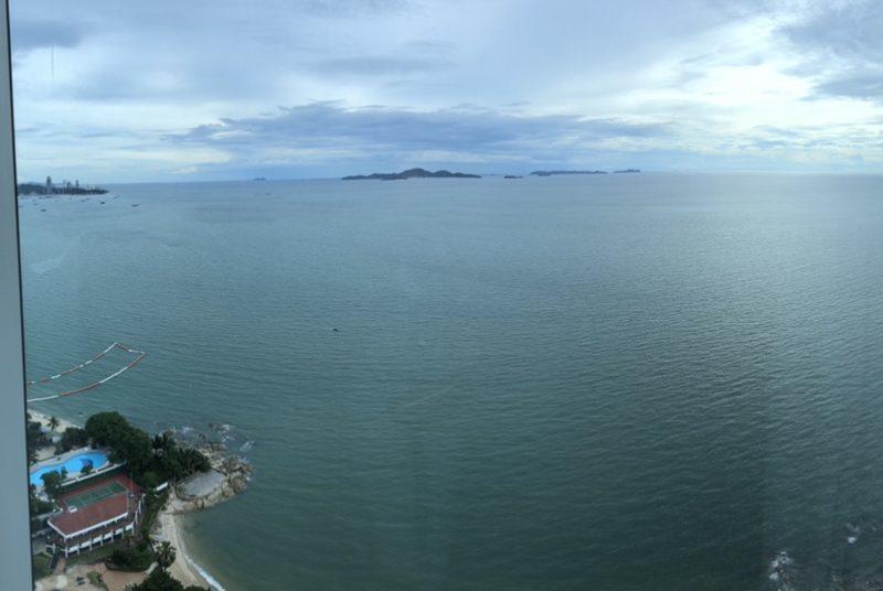 Роскошный кондоминиум The Palm Wongamat Beach.