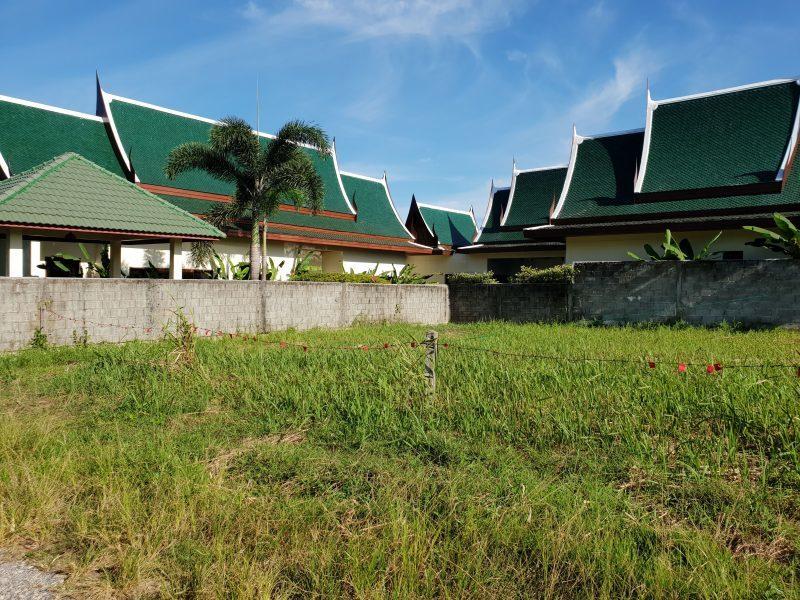 2 Земельных участка на продажу в Бангтао