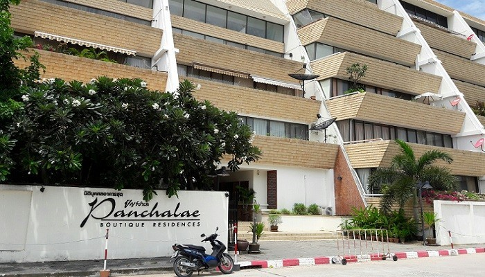 Продается квартира с двумя спальнями в Panchalae Boutique Residences.