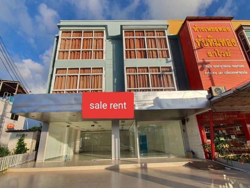 Сдается в аренду и продается коммерческое здание в Раваи,