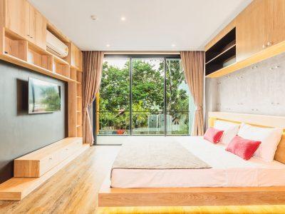 Просторные апартаменты в пешей доступности к пляжу Найхарн