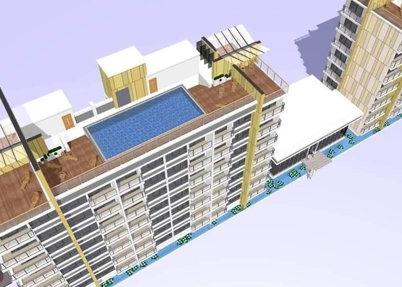 Продажа. Земля на берегу моря с утверждённым проектом строительства.